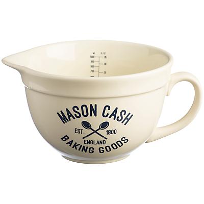 Mason Cash Varsity Measuring Jug, 1L