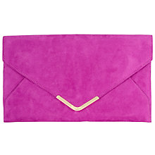 Buy John Lewis Abigail Envelope Clutch Bag Online at johnlewis.com
