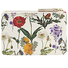 Buy John Lewis Floral Print Coin Purse, Multi Online at johnlewis.com