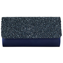 Buy John Lewis Bettie Satin Clutch Bag Online at johnlewis.com