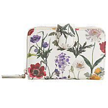 Buy John Lewis Floral Flapover Purse, Multi Online at johnlewis.com