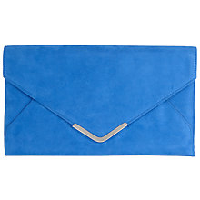 Buy John Lewis Abigail Envelope Clutch Online at johnlewis.com
