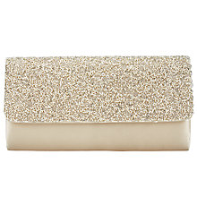 Buy John Lewis Bettie Satin Bridal Clutch Online at johnlewis.com