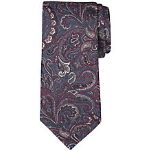 Buy Ted Baker Playzee Paisley Silk Tie Online at johnlewis.com