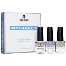 Buy Jessica Damaged Nails Treatment Kit Online at johnlewis.com