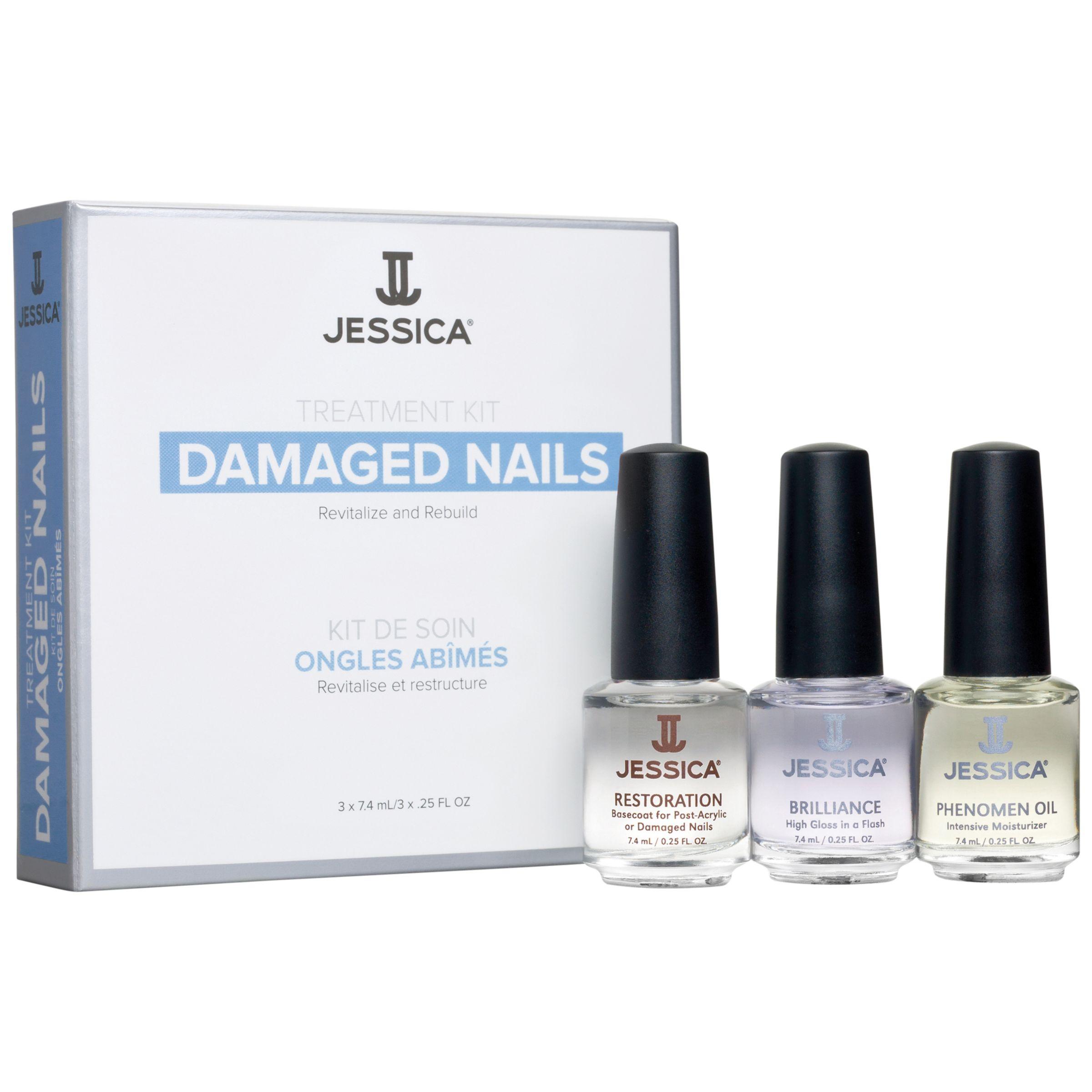 Jessica Jessica Damaged Nails Treatment Kit