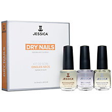 Buy Jessica Dry Nails Treatment Kit Online at johnlewis.com