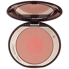 Buy Charlotte Tilbury Cheek to Chic Blusher, Ecstasy Online at johnlewis.com
