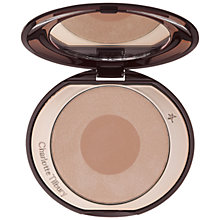 Buy Charlotte Tilbury Cheek to Chic Blusher, First Love Online at johnlewis.com