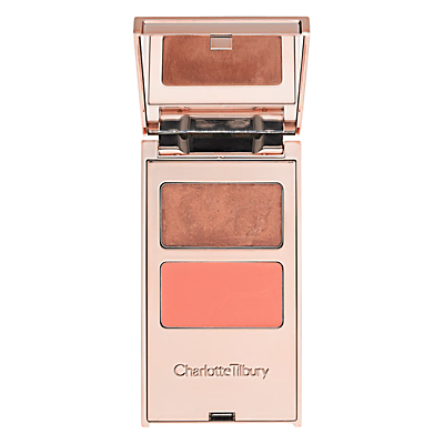 shop for Charlotte Tilbury Filmstars on the Go Palette, Breakfast At Tiffany's at Shopo