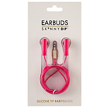 Buy Skinnydip Silicone Tip Headphones Online at johnlewis.com