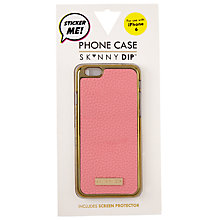 Buy Skinnydip Iphone 6 Case, Coral Online at johnlewis.com