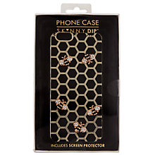 Buy Skinnydip Bee iPhone 6 Case, Gold Online at johnlewis.com