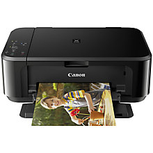 Buy Canon PIXMA MG3650 All-In-One Wireless Printer Online at johnlewis.com