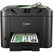 Buy Canon MAXIFY MB5350 Wireless All-In-One Printer Online at johnlewis.com