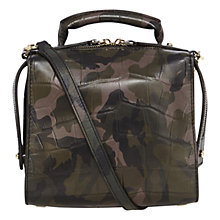 Buy Karen Millen Zip Camo Baby Bag, Multi Online at johnlewis.com