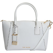 Buy Ted Baker Paigee Large Leather Tote Bag Online at johnlewis.com