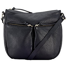 Buy John Lewis Bette Leather Across Body Bag Online at johnlewis.com