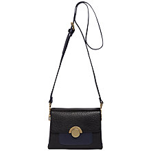 Buy Ted Baker Leaha Mini Leather Shoulder Bag Online at johnlewis.com