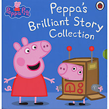Buy Peppa Pig Brilliant Story Book Collection Online at johnlewis.com