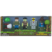 Buy Terraria World Collectors' Pack Online at johnlewis.com
