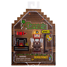 Buy Terraria Series 2 Demolitionist Figure Online at johnlewis.com