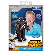 Buy Star Wars Episode VII: The Force Awakens Darth Vader Papercraft Set Online at johnlewis.com
