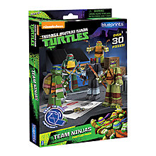 Buy Teenage Mutant Ninja Turtles Paper Team Ninjas Turtles Pack Online at johnlewis.com