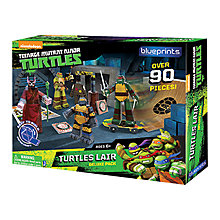 Buy Teenage Mutant Ninja Turtles Paper Turtles Lair Deluxe Pack Online at johnlewis.com