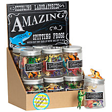 Buy Seedling Amazing Spitting Frogs Jar Online at johnlewis.com
