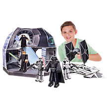 Buy Star Wars Episode VII: The Force Awakens Blueprint Death Star Set Online at johnlewis.com