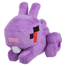 Buy Terraria Corrupt Bunny Soft Toy Online at johnlewis.com