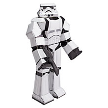 Buy Star Wars Episode VII: The Force Awakens Stormtrooper Papercraft Set Online at johnlewis.com