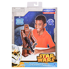 Buy Star Wars Episode VII: The Force Awakens Blueprints Chewbacca Figure Online at johnlewis.com