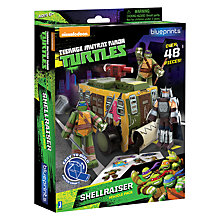 Buy Teenage Mutant Ninja Turtles Shellraiser Vehicle Pack Online at johnlewis.com