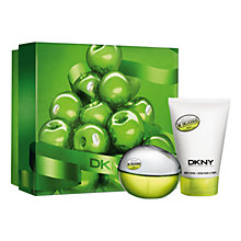 Buy DKNY Be Delcious Women 50ml Eau de Parfum Gift Set Online at johnlewis.com