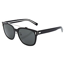Buy Christian Dior Blacktie2.0s Aviator Sunglasses Online at johnlewis.com