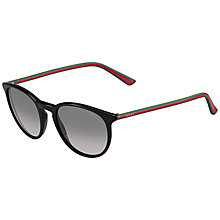 Buy Gucci GG1102/S Oval Sunglasses Online at johnlewis.com