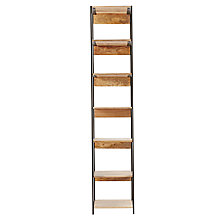 Buy west elm Industrial Modular 43cm BookShelf Online at johnlewis.com