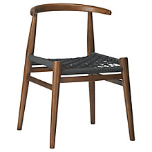 Buy west elm John Vogel Dining Chair Online at johnlewis.com
