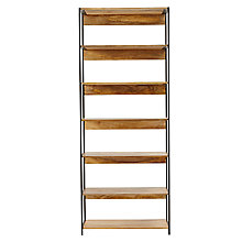 Buy west elm Rustic Modular 84cm BookShelf Online at johnlewis.com