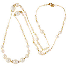 Buy Susan Caplan Vintage 1960s Ciro Pearl Necklace Online at johnlewis.com