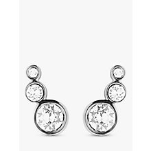 Buy Dyrberg/Kern Small Swarovski Crystal Stud Earrings Online at johnlewis.com