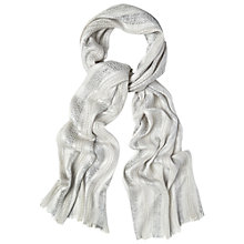 Buy White Stuff Lurex Lane Scarf Online at johnlewis.com