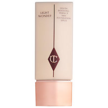 Buy Charlotte Tilbury Light Wonder Foundation Online at johnlewis.com