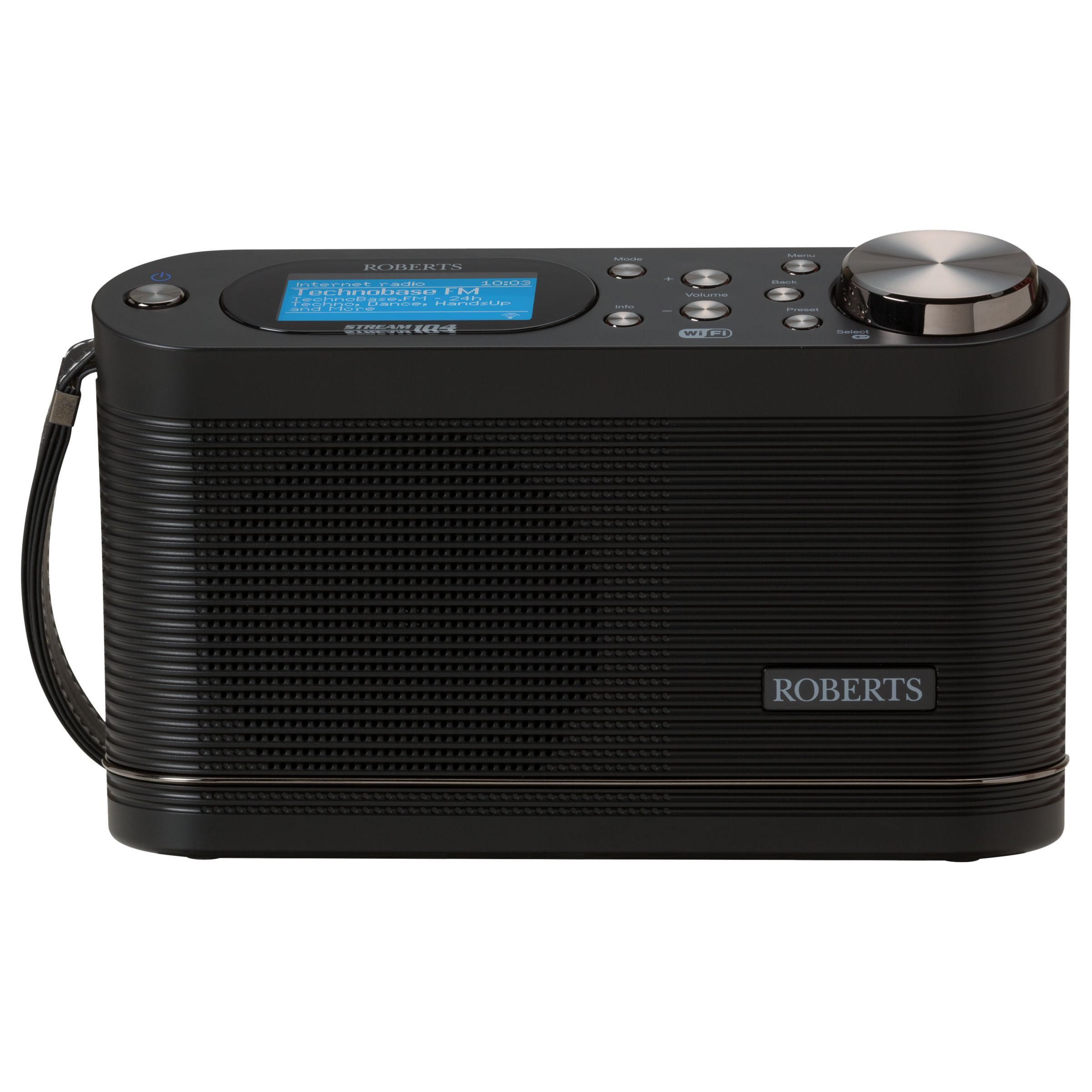 Roberts ROBERTS Stream 104 Smart Radio With DAB+/FM/Internet Radio