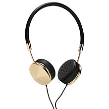 Buy Frends Layla On-Ear Headphones with 3 Button Mic/ Remote & Zip Up Carry Case Online at johnlewis.com