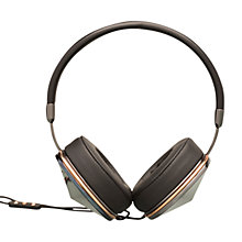 Buy Frends Taylor Over-Ear Headphones with 3 Button Mic/ Remote & Zip Up Carry Case Online at johnlewis.com