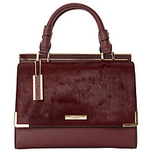 Buy Dune Daffie Flapover Top Handle Bag Online at johnlewis.com