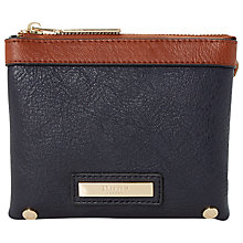 Buy Dune Klarissa Double Pouch Clutch, Multi Online at johnlewis.com